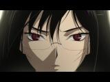 Blood-C / Кровь-С 12 Серия [Say & Shachiburi] AnimeMovie.ru